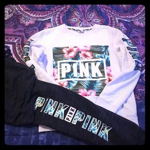 Pink VS outfit
